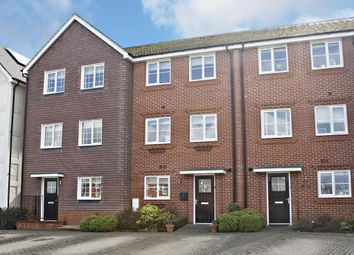 Thumbnail 4 bed town house for sale in Everest Walk, Church Crookham, Fleet