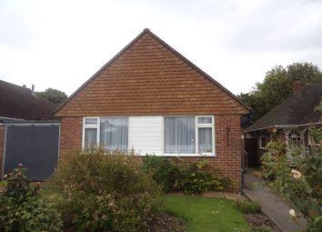 Thumbnail 3 bed detached bungalow to rent in Beaufort Road, Bedhampton, Havant