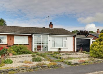 Thumbnail 2 bed semi-detached bungalow for sale in 8 Brackenhill Lane, Cockermouth, Cumbria