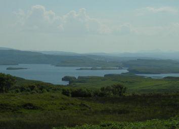 Thumbnail Land for sale in Plot 5 Husabost, Dunvegan, Isle Of Skye