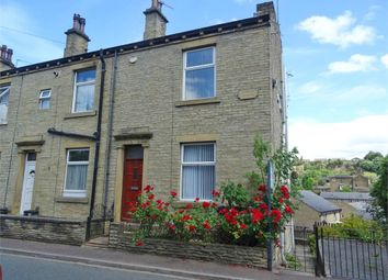 Thumbnail 2 bed end terrace house for sale in Thornhill Road, Brighouse, West Yorkshire