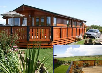 Thumbnail 3 bed lodge for sale in Brighouse Bay, Borgue, Kirkcudbright
