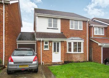 Thumbnail 3 bed link-detached house for sale in Coriander Way, Earley, Reading
