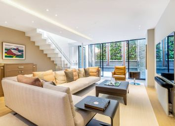 Thumbnail 6 bedroom end terrace house for sale in Chapel Street, Belgravia