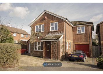 Thumbnail 4 bed detached house to rent in Larch Way, Farnborough