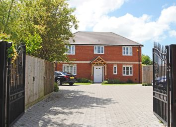Thumbnail 4 bed detached house for sale in Kentwood Close, Cholsey, Wallingford
