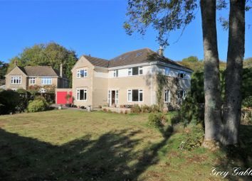 Thumbnail 6 bed detached house for sale in Shaft Road, Combe Down, Bath