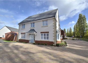 Thumbnail 4 bed detached house for sale in Hixon Walk, Quedgeley, Gloucester