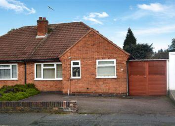 2 bed semi-detached bungalow for sale in Chellaston Road, Wigston, Leicester LE18