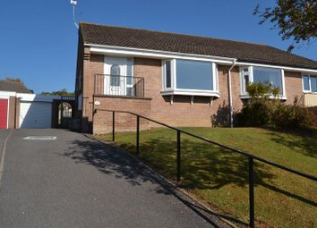 Thumbnail 2 bed semi-detached bungalow to rent in Chalice Way, Glastonbury