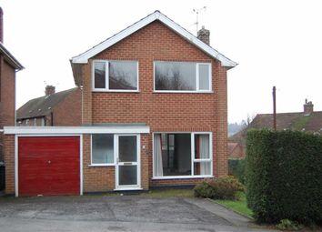 Thumbnail 3 bedroom detached house to rent in Ridge Hill, Lowdham, Nottingham
