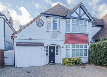 Thumbnail 4 bedroom property for sale in Orchard Avenue, Thames Ditton