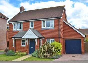 Thumbnail 3 bed detached house to rent in Mulberry Way, Sittingbourne