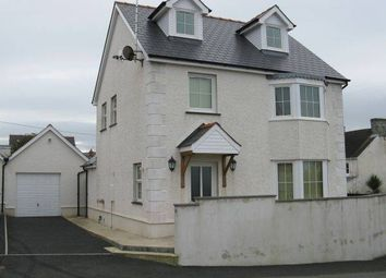 Thumbnail 3 bed detached house to rent in Aberporth, Cardigan