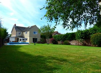Thumbnail 4 bed detached house for sale in Preston Road, Weymouth, Dorset