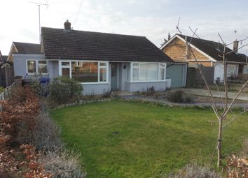 Thumbnail 3 bed detached bungalow for sale in Manor Road, Brandon