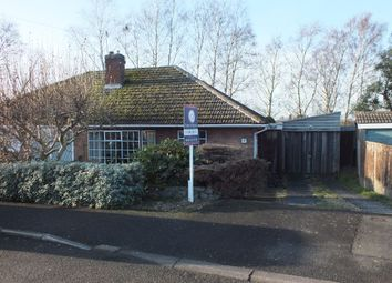 Thumbnail 2 bed bungalow to rent in Paddock Close, Oadby, Leicester