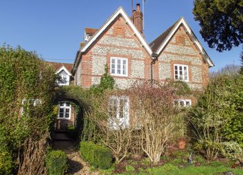 Thumbnail 3 bed semi-detached house for sale in The Old School House, Brown Candover, Alresford