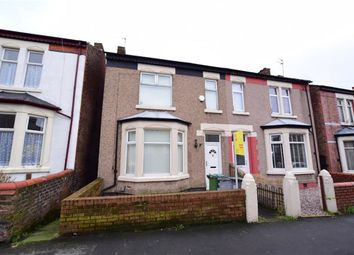 Thumbnail 3 bedroom semi-detached house to rent in Urmson Road, Wallasey, Merseyside
