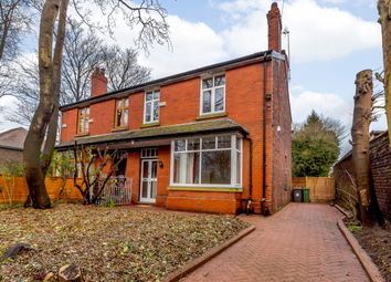 Thumbnail 4 bed semi-detached house for sale in Sheffield Road, Hyde, Greater Manchester