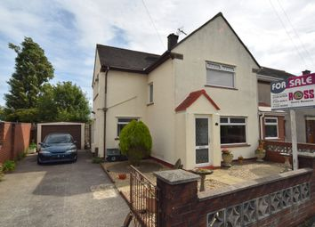 Thumbnail 3 bed end terrace house for sale in Hare Lane, Barrow-In-Furness, Cumbria