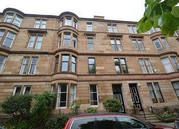 Thumbnail 3 bed flat for sale in Woodlands Drive, Glasgow