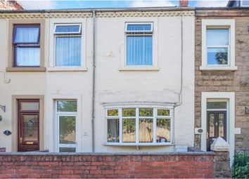 Thumbnail 3 bed terraced house for sale in Woodhouse Road, Mansfield