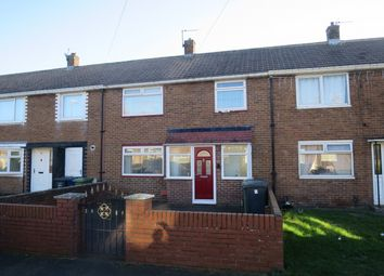 Thumbnail 2 bed terraced house for sale in Fox Avenue, South Shields