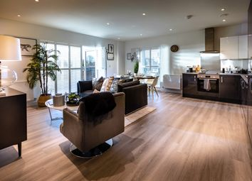 Thumbnail 2 bed flat for sale in Searles Court, Brumwell Avenue, Trinity Walk, Woolwich