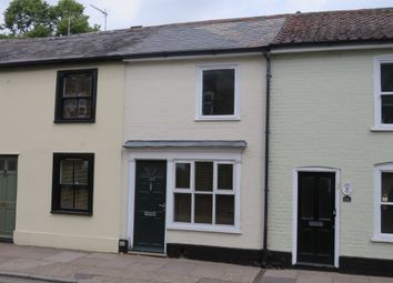 Thumbnail 1 bed terraced house for sale in Kings Road, Bury St. Edmunds
