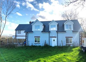 Thumbnail 3 bedroom detached house for sale in Foxhills Road, Lytchett Matravers, Poole