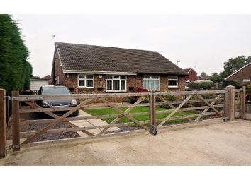 Thumbnail 2 bedroom semi-detached bungalow for sale in Bradfield Road, Crewe