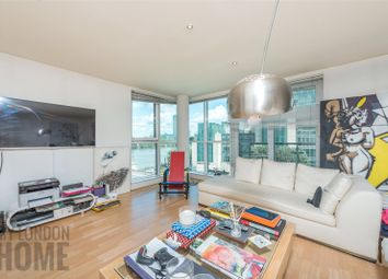 Thumbnail 2 bed flat to rent in Bridge House, St George Wharf, Vauxhall, London
