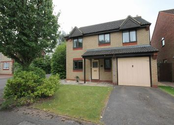 Thumbnail 4 bed detached house for sale in Clayfield, Yate, Bristol