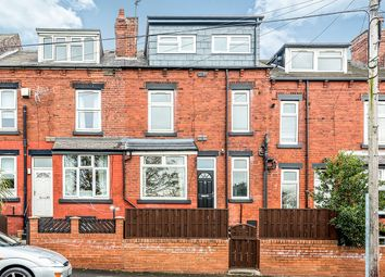 Thumbnail 4 bed terraced house for sale in Everleigh Street, Leeds