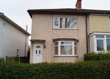 Thumbnail 3 bedroom end terrace house to rent in Hindhead Road, Yardley Wood, Birmingham
