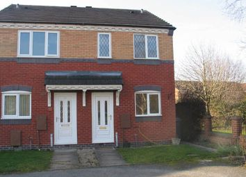 Thumbnail 2 bed semi-detached house to rent in Thornton Road, Shrewsbury
