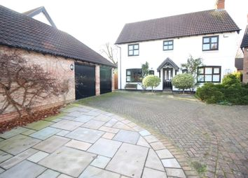 Thumbnail 4 bedroom detached house for sale in Wm Straw Gardens, Worksop