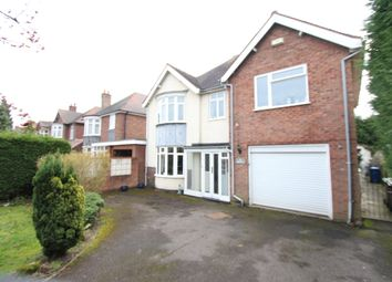 Thumbnail 4 bed detached house for sale in Comberford Road, Tamworth