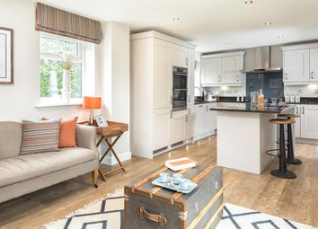 "Thumbnail 5 bedroom detached house for sale in ""Stratford"" at Bevans Lane, Pontrhydyrun, Cwmbran"