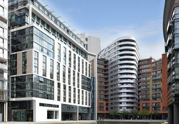 Thumbnail 3 bed flat to rent in Merchant Square, Paddington