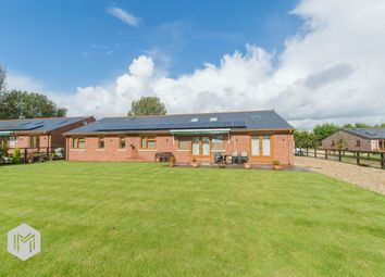 Thumbnail 4 bed detached bungalow for sale in Landside Croft, Hand Lane, Leigh
