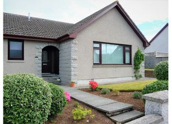 Thumbnail 4 bed detached bungalow for sale in Birnie Crescent, Elgin