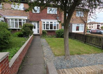 Thumbnail 3 bed terraced house to rent in Edmonton Square, Carley Hill, Sunderland