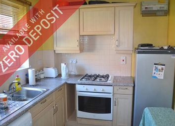 Thumbnail 4 bed property to rent in Warde Street, Hulme, Manchester