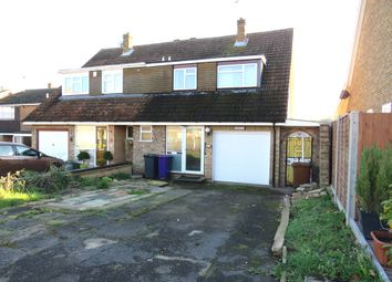 Thumbnail 3 bed semi-detached house for sale in Maple Way, Royston