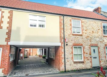 Thumbnail 2 bed flat for sale in Mill Street, Wells, Somerset