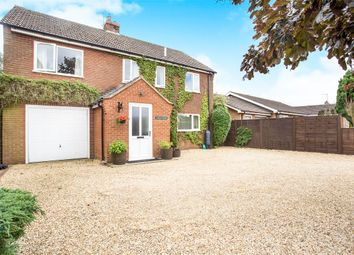 Thumbnail 4 bedroom detached house for sale in Sydney Dye Court, Sporle, King's Lynn