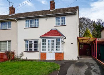 Thumbnail 3 bed semi-detached house for sale in Durberville Road, Wolverhampton