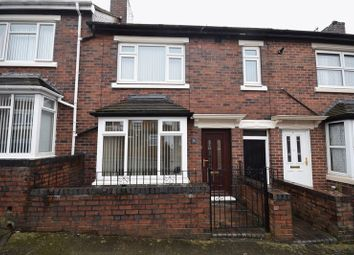 Thumbnail 3 bed terraced house for sale in Mulberry Street, Hanley, Stoke-On-Trent